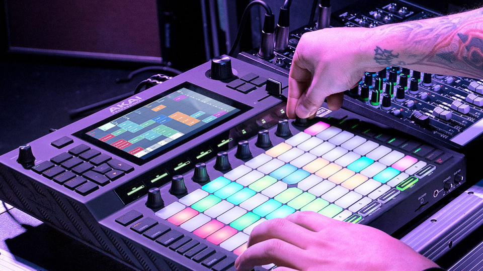 AKAI Force: Ableton Live в коробке!