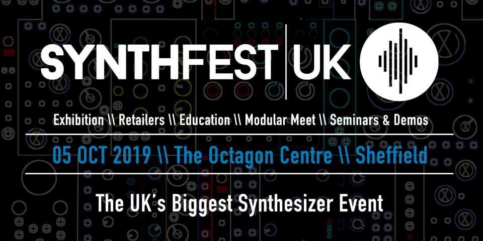 Synthfest 2019 - Analogue Solutions Colossus и UDO Super 6
