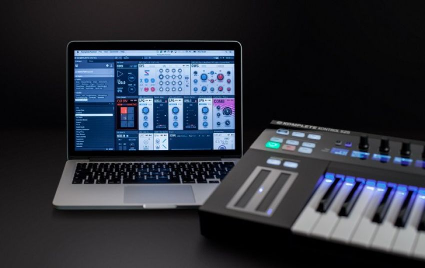 Native Instruments обновили Komplete Kontrol Software до версии 1.8