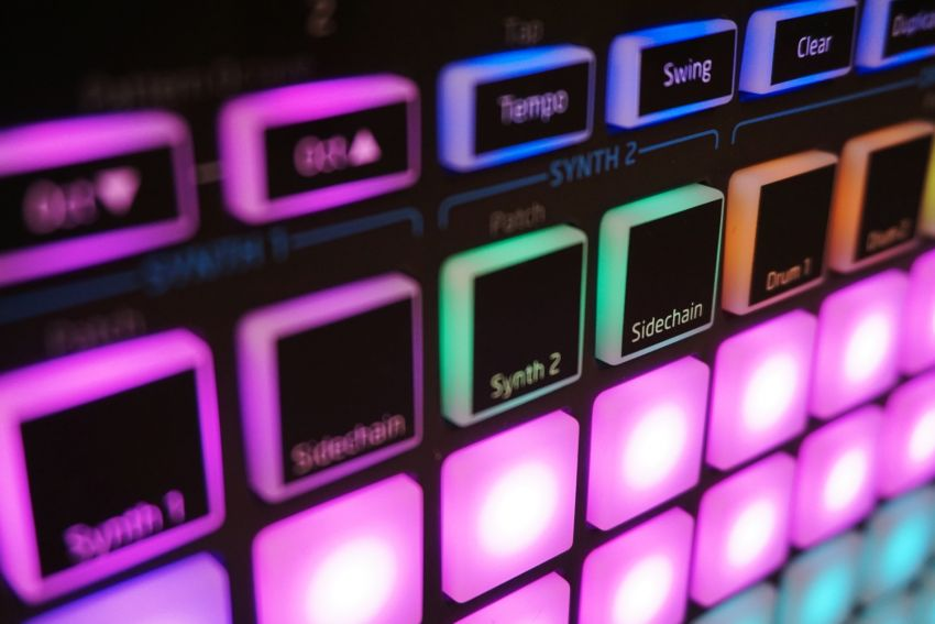 Novation Circuit OS 1.5